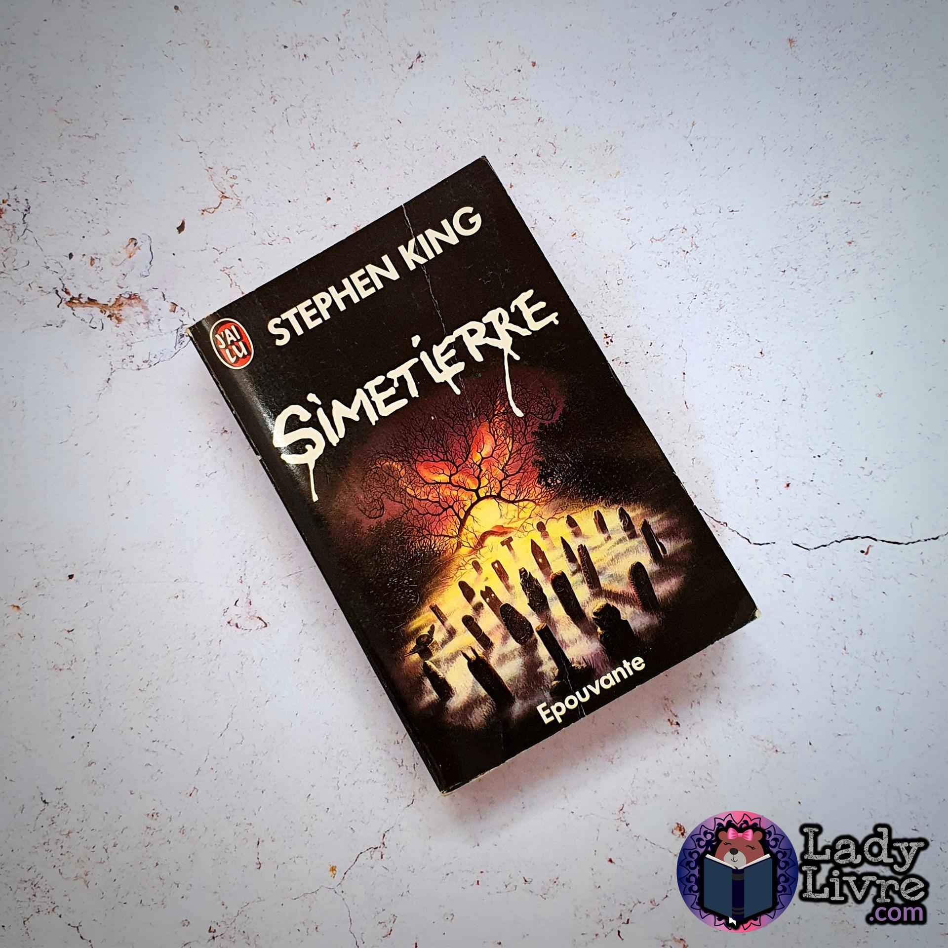 Simetierre - Stephen King
