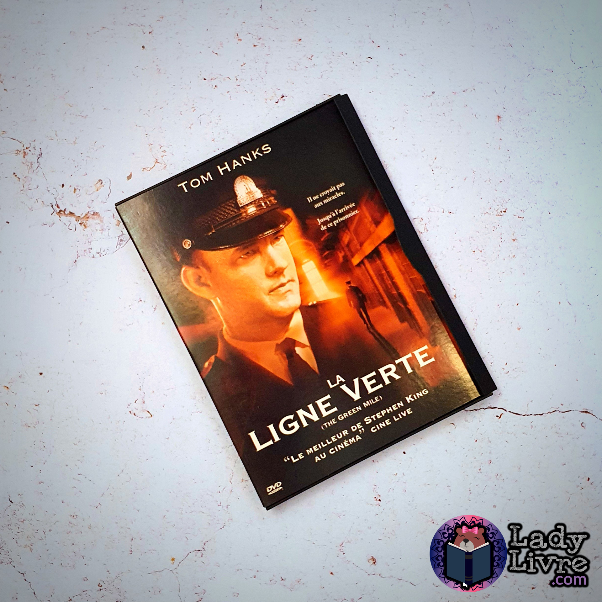 La ligne verte - Stephen King  (DVD)