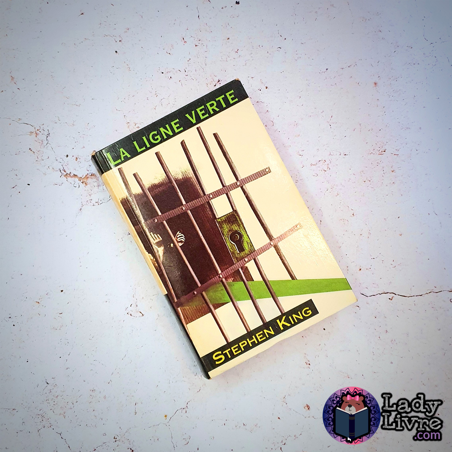 La ligne verte - Stephen King (France Loisirs)